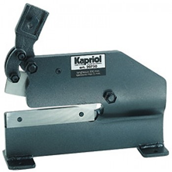 Nůžky na plochý materiál 250 mm Kapriol