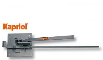 Deska ohýbací s vodítkem a rukojetí - max. 8 mm Kapriol