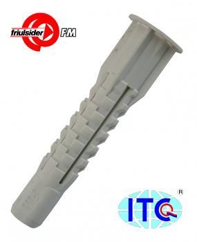 Hmoždinka uzlovací do dutých cihel sádrokartonu  TMT 6 x 46 Friulsider