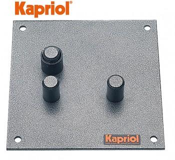 Deska ohýbací pro armovací výztuž bez páky max 16 mm Kapriol