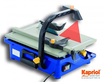 Kotoučová pila KAPRIOL - MINI STAR s laserem + kotouč ZDARMA