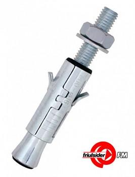 Ocelová kotva TDS svorník M 6 x 65 pro střední zatížení Friulsider