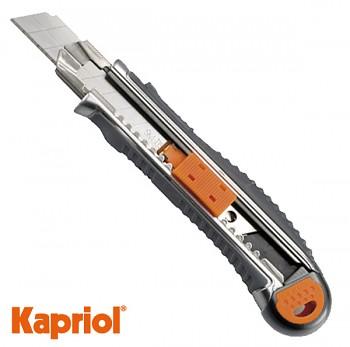 Ulamovací celokovový nůž 25 mm PROFI Kapriol
