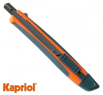 Ulamovací plastový nůž 9 mm Kapriol