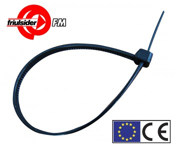Stahovací pásek FS 3,6 x 140 černý Friulsider