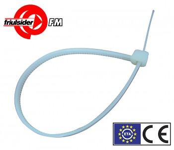 Stahovací pásek FS 2,5 x 165 bílý Friulsider
