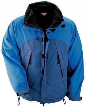 Bunda zimní Makalu 2v1 modrá M Kapriol