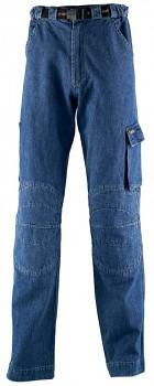 Kalhoty pracovní Tenere jeans S Kapriol