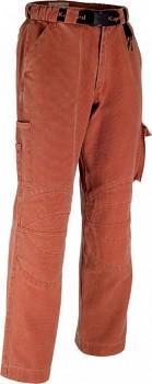 Kalhoty pracovní Atacama cihlová S Kapriol