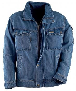 Bunda pracovní Savana jeans L Kapriol