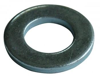 Podložka střední 4 mm DIN 125A zinek bílý