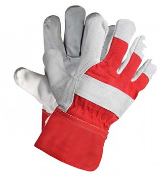 Pracovní kombinované rukavice EIDER RED 11