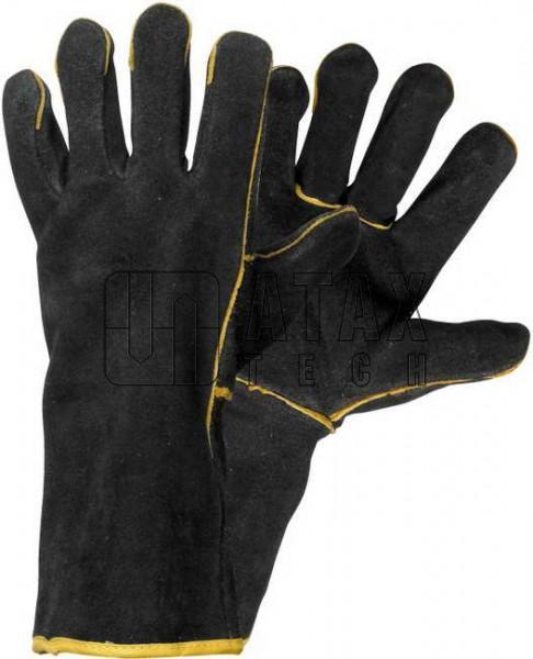 16e23185177 Pracovní svářečské rukavice SANDPIPER 11 ATAX Tech Eshop