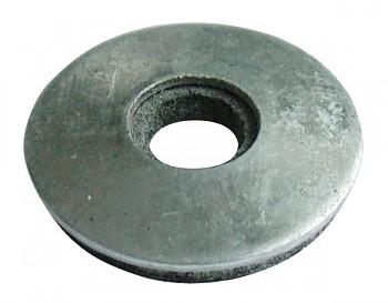 Podložka s těsnící šedou gumou 5 x 14 mm