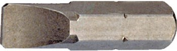 Utahovací bit plochý 3 x 0,5 x 25 mm