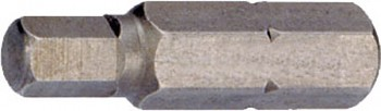 Utahovací bit IMBUS SW 2,5 x 25 mm