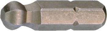 Utahovací bit IMBUS SW 6 x 25 mm s kuličkou