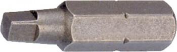 Utahovací bit čtvercový 0 x 25 mm