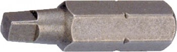 Utahovací bit čtvercový 3 x 25 mm