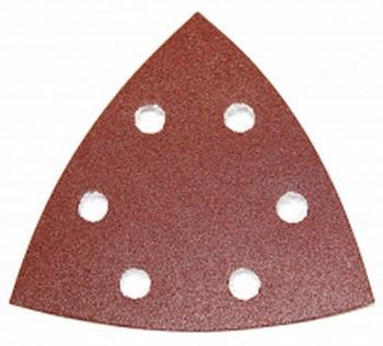 Brusný papír suchý zip PS 22 K 96 3úhelník zrno 60 Klingspor