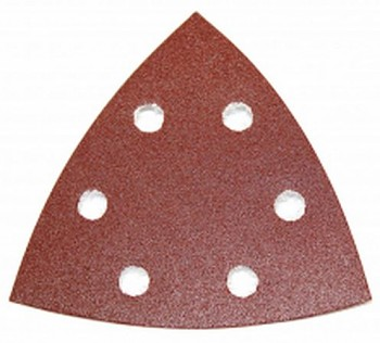 Brusný papír suchý zip PS 22 K 96 3úhelník zrno 120 Klingspor