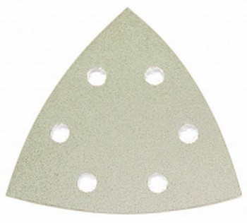 Brusný papír suchý zip PS 33 BK 96 3úhelník zrno 40 Klingspor