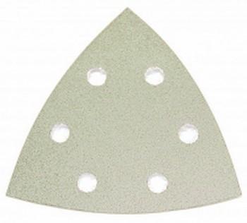 Brusný papír suchý zip PS 33 BK 96 3úhelník zrno 60 Klingspor