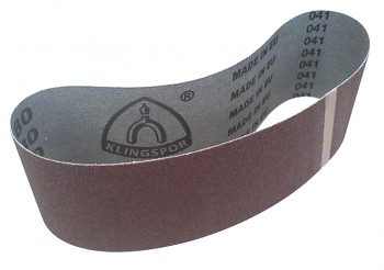Brusný pás LS 309 XH 100 x 610 zrno 150 Klingspor