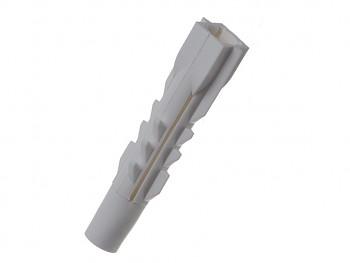 Hmoždinka plastová hranatá HSD 8 T plné materiály