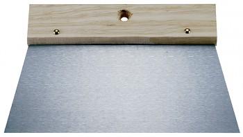 Stěrka kovová rovná Eko 14 cm Kapriol