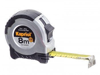 Metr svinovací 8 m / 25 mm Progrip profesional Kapriol