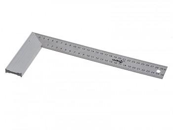 Úhelník hliníkový 30 cm Kapriol