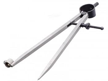 Kružítko ocelové pro tužku 26 cm Kapriol