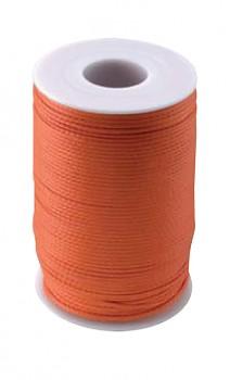 Provaz stavební nylonový 2 mm / 100 m oranžový Kapriol