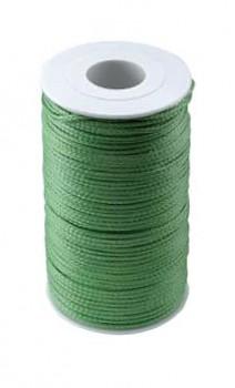 Provaz stavební nylonový 2 mm / 100 m zelený Kapriol