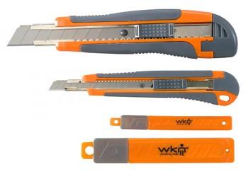 Sada lamelových nožů a planžet 9 a 18 mm