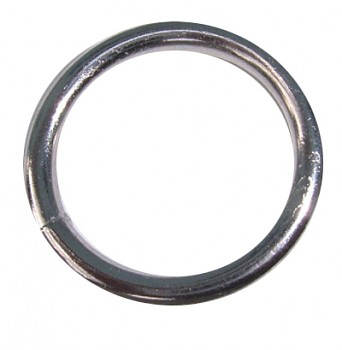 Kroužek svařovaný 50 x 6 mm