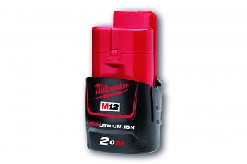 Akumulátor Milwaukee M12 B2