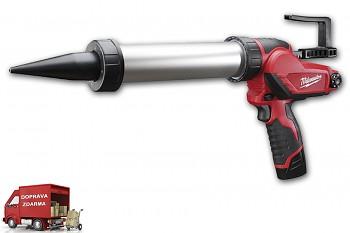 Aku pistole na kartuše 400ml Milwaukee M12 PCG /400 A-201B