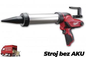 Aku pistole na kartuše 400ml Milwaukee M12 PCG /400 A-0