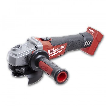 Aku úhlová bruska Milwaukee M18 CAG 125X-0 FUEL