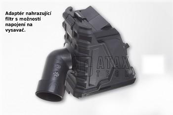 Adapter k odsávání M12 DE
