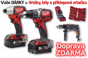 POWERPACK Milwaukee M18 BLPP2A-502C
