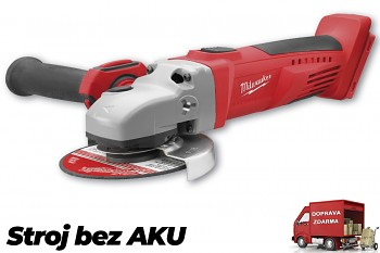 Aku Heavy Duty úhlová bruska 125 Milwaukee HD18 AG-125-0