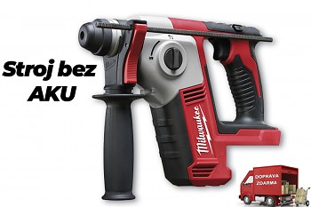 Aku kompaktní SDS-PLUS kladivo Milwaukee M18 BH-0