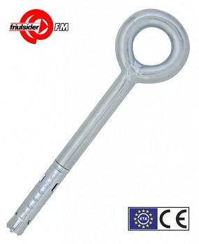 Ocelová kotva MP3 lešenářská průměr 12 mm pro velké zatížení Friulsider