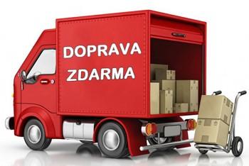 Doprava ZDARMA v ČR