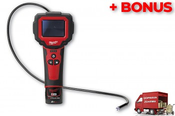 Inspekční kamera Milwaukee M12 IC-201C
