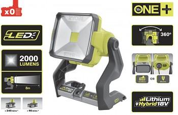 RYOBI R18ALH-0 LED svítilna 18V ONE+ sólo