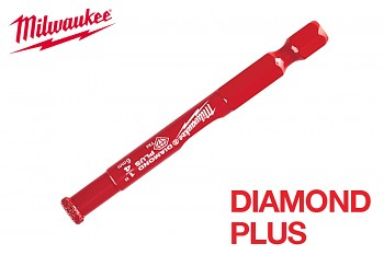Vrták do dlažby Milwaukee Diamond Plus 12 mm